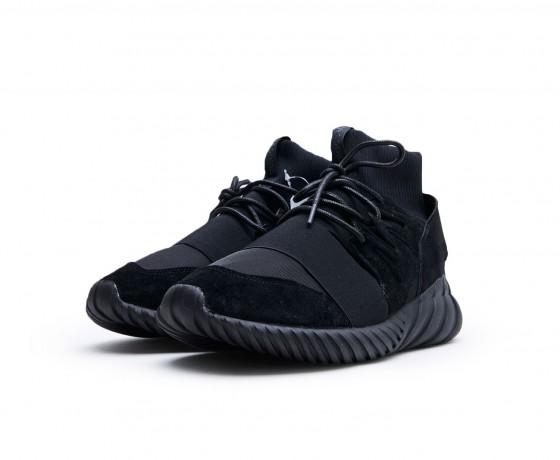 adidas Tubular Doom Triple Black 2