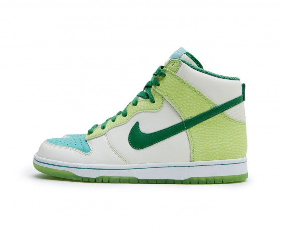 Nike Dunk High Premium Glow In The Dark-1