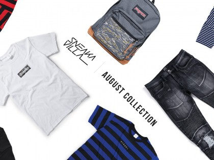 SneakaVilla August Collection
