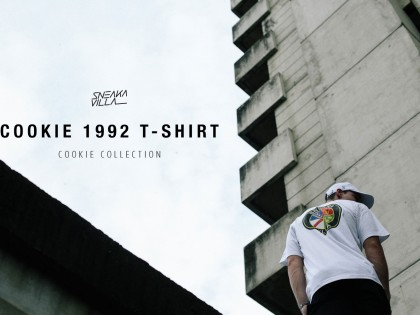 SneakaVilla Cookie 1992 T-shirts