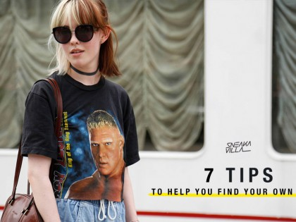 7 Tips to help you find your own style : 7 เทคนิคการค้นหาสไตล์แต่งกายให้ตนเอง