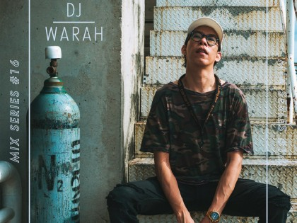 SneakaVilla Mix Series #16 – DJ Warah ( Free Download )