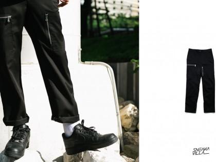 SneakaVilla Multi Pocket Pants