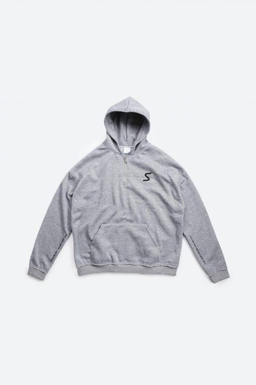 Hoodie Grey - 1