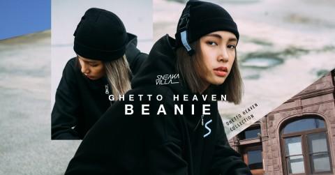 Ghetto heaven - beanie FB@ 2
